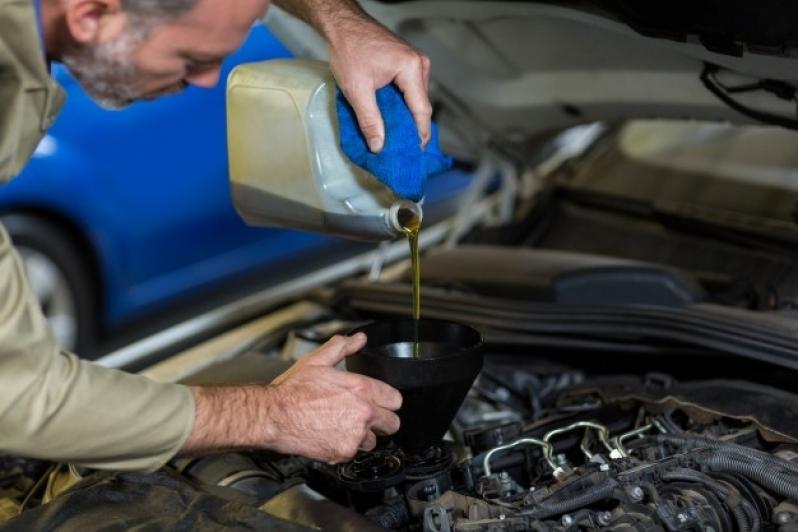 Oficina para Troca de óleo do Motor Ipiranga - Troca de óleo Carro