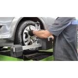 alinhamento e balanceamento de pneus valor Jardim São Luiz