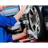 alinhamento e balanceamento de pneus Vila Mariana