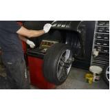 cambagem pneus Santa Isabel