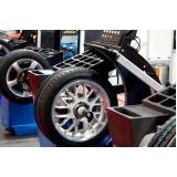 como funciona balanceamento de pneus Água Branca