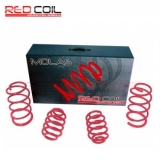 molas red coil Barra Funda