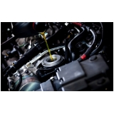 preço troca de óleo para carros Mauá