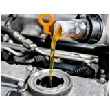 preço troca de óleo veicular Centro