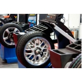 quando fazer alinhamento e balanceamento de pneus Betim