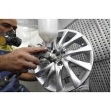 reforma de rodas amassadas Vila Guilherme