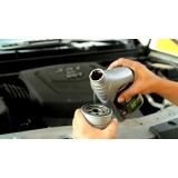 troca de óleo de carros importados Caieiras